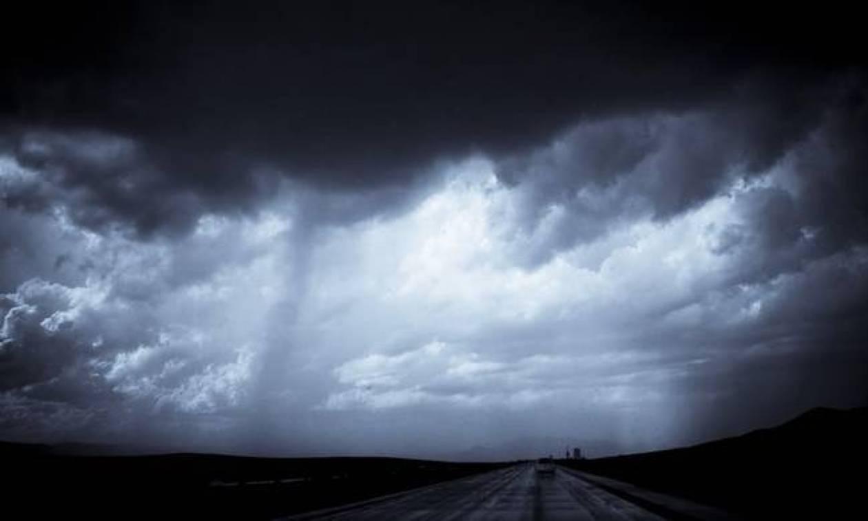 Ραγδαία μεταβολή του καιρού από σήμερα (20/5) με βροχές και καταιγίδες (pics)