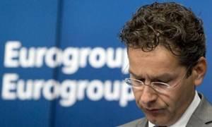 Ντάισελμπλουμ: Κλείνει το χάσμα για το ελληνικό χρέος