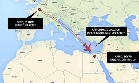 EgyptAir crash: 'Debris found' from flight MS804