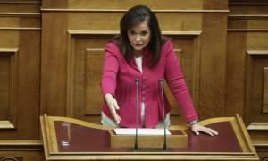 Πολυνομοσχέδιο: Κόντρα Κατρούγκαλου – Μπακογιάννη στη Βουλή