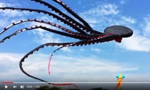Viral video: Είναι αυτός ο εντυπωσιακότερος χαρταετός που έχετε δει ποτέ;