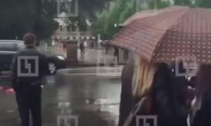 Απίστευτο μποτιλιάρισμα σε δρόμο γεμάτο... δονητές (video)