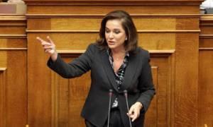Πολυνομοσχέδιο – Μπακογιάννη: Η ΝΔ θα καταλογίσει ευθύνες για το Υπερταμείο