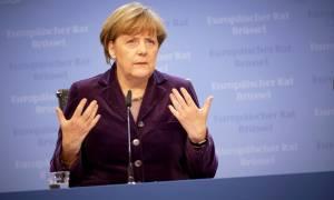«Ανησυχεί» η Άνγκελα Μέρκελ για τις εξελίξεις στην Τουρκία