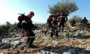 Χανιά: Αγωνία για τον 63χρονο ορειβάτη - Διανυκτέρευσε στο βουνό