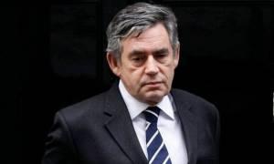 Βρετανία: Το Brexit «αγχώνει» τον πρώην πρωθυπουργό, Γκόρντον Μπράουν