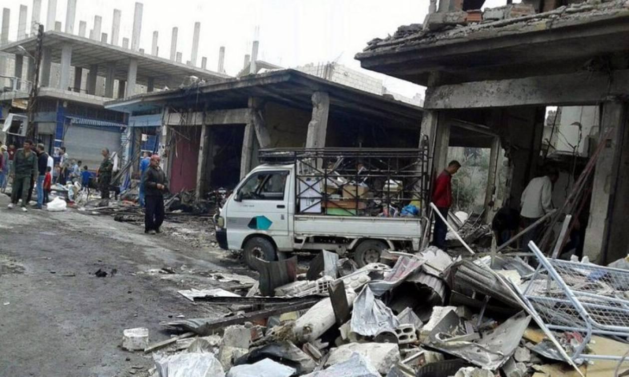 Συρία: Βομβιστής - καμικάζι αιματοκύλησε εστιατόριο