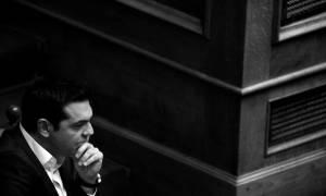 Πολυνομοσχέδιο: Ένας πρωθυπουργός σε… απόγνωση (photo)