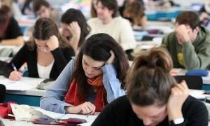 Πανελλήνιες 2016: Αυτά δεν πρέπει να κάνουν οι υποψήφιοι την περίοδο των εξετάσεων