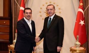 Σε ρόλο ικέτη ο Τσίπρας συναντιέται με τον Ερντογάν στην Κωνσταντινούπολη