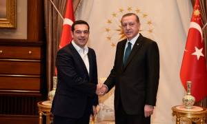 Στην Κωνσταντινούπολη ο Αλ. Τσίπρας: Το απόγευμα η συνάντηση με τον Ερντογάν