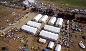 Ειδομένη: Αρχίζει η διαδικασία εκκένωσης του καταυλισμού