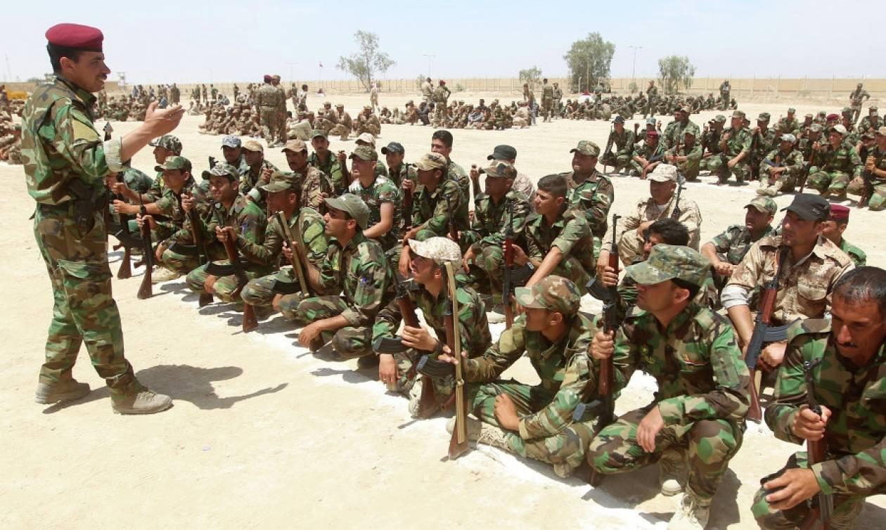 Ιράκ: Ο στρατός ξεκινά την επίθεση στη Φαλούτζα