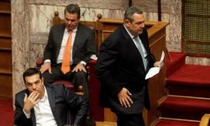Κυβέρνηση ΣΥΡΙΖΑ – ΑΝ.ΕΛ.: Προσφέρουν ποινική ασυλία στα καρτέλ των μεγαλοεργολάβων!