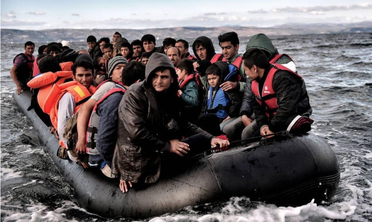 Λιβύη: 850 μετανάστες σε μία ημέρα περισυνέλεξε η ακτοφυλακή από τη θάλασσα