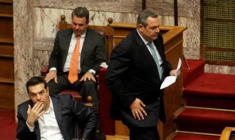 Δημοψήφισμα: Πιστεύετε ότι η κυβέρνηση ΣΥΡΙΖΑ - ΑΝΕΛ θα κατορθώσει να εξαντλήσει την τετραετία;