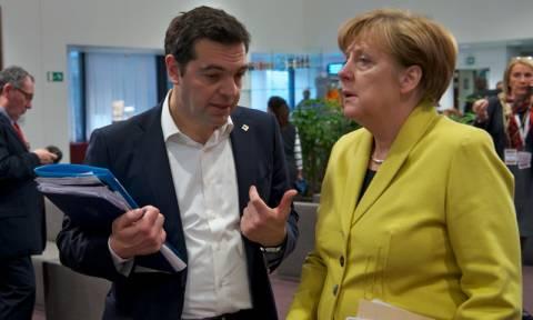 PM Tsipras to meet Chancellor Merkel on Monday (23/05)