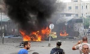Μακελειό του ISIS με τουλάχιστον 148 νεκρούς σε δύο πόλεις της Συρίας (vid)