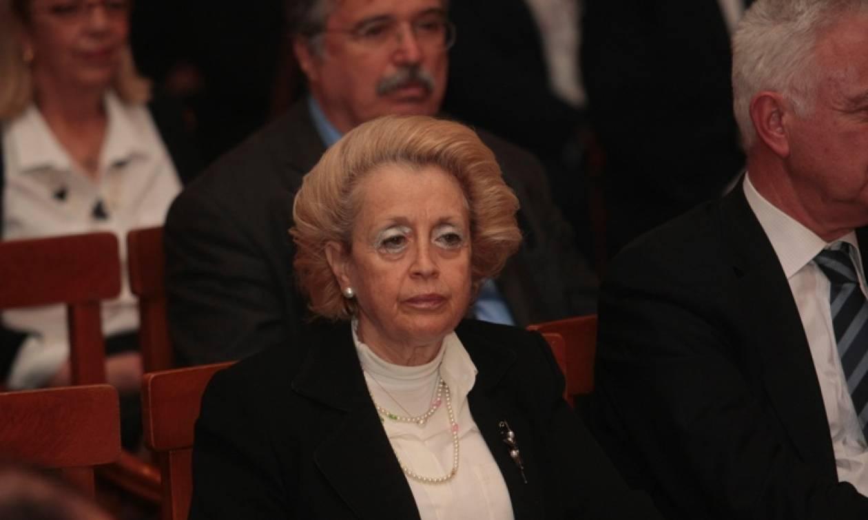Μεθόδους εκφοβισμού δικαστών καταγγέλλει η πρόεδρος του Αρείου Πάγου Βασιλική Θάνου