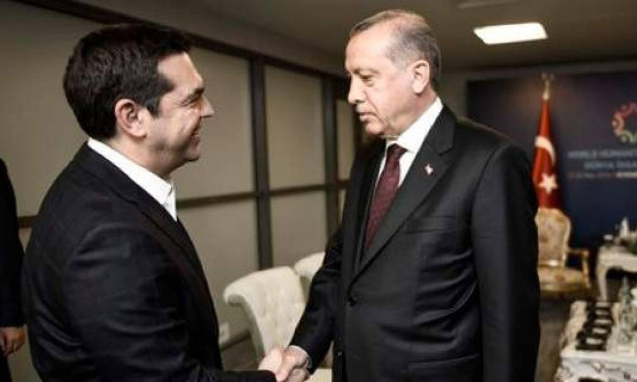 Η ερώτηση του Ερντογάν που έφερε σε αμηχανία τον Τσίπρα