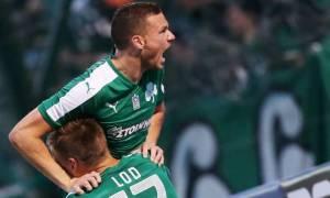 Παναθηναϊκός - ΑΕΚ 3-0: Για... πλάκα