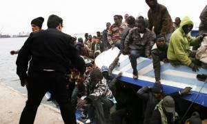 Διάσωση 2.000 μεταναστών σε ένα 24ωρο από την ιταλική ακτοφυλακή