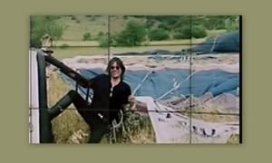 Καρέ-καρέ η πτώση του Ψινάκη από το αερόστατο