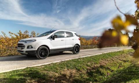 Νέο Ford EcoSport: Νεανικό, μοντέρνο, έξυπνο και οικονομικό