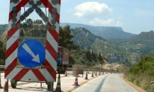 Προσοχή: Κλείνει την Τετάρτη (25/5) η εθνική οδός Πατρών-Κορίνθου στο ύψος της Ακράτας