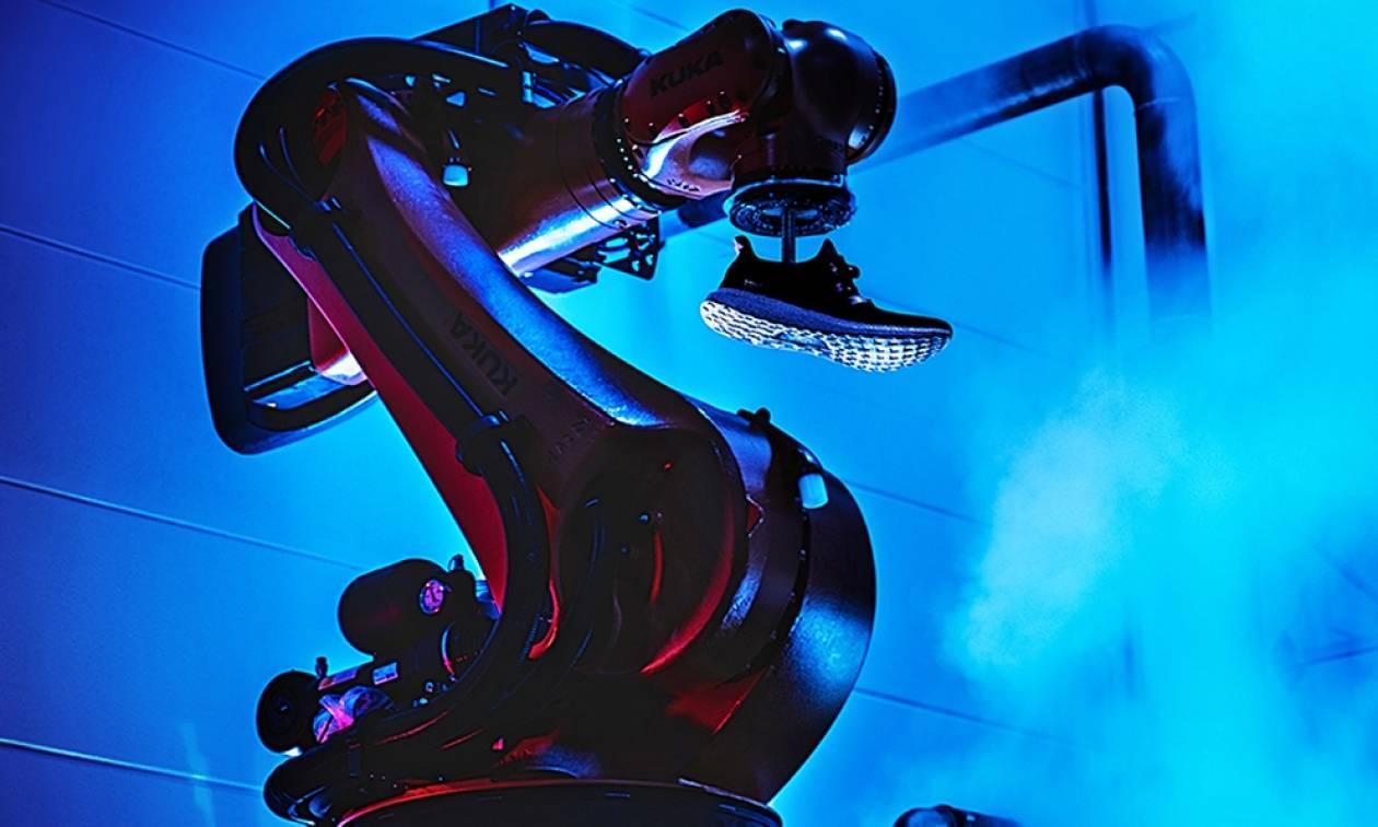 Εντυπωσιακό: Με αυτό το νέο ρομποτικό εργοστάσιο επιστρέφει στη Γερμανία η Adidas (video+photos)
