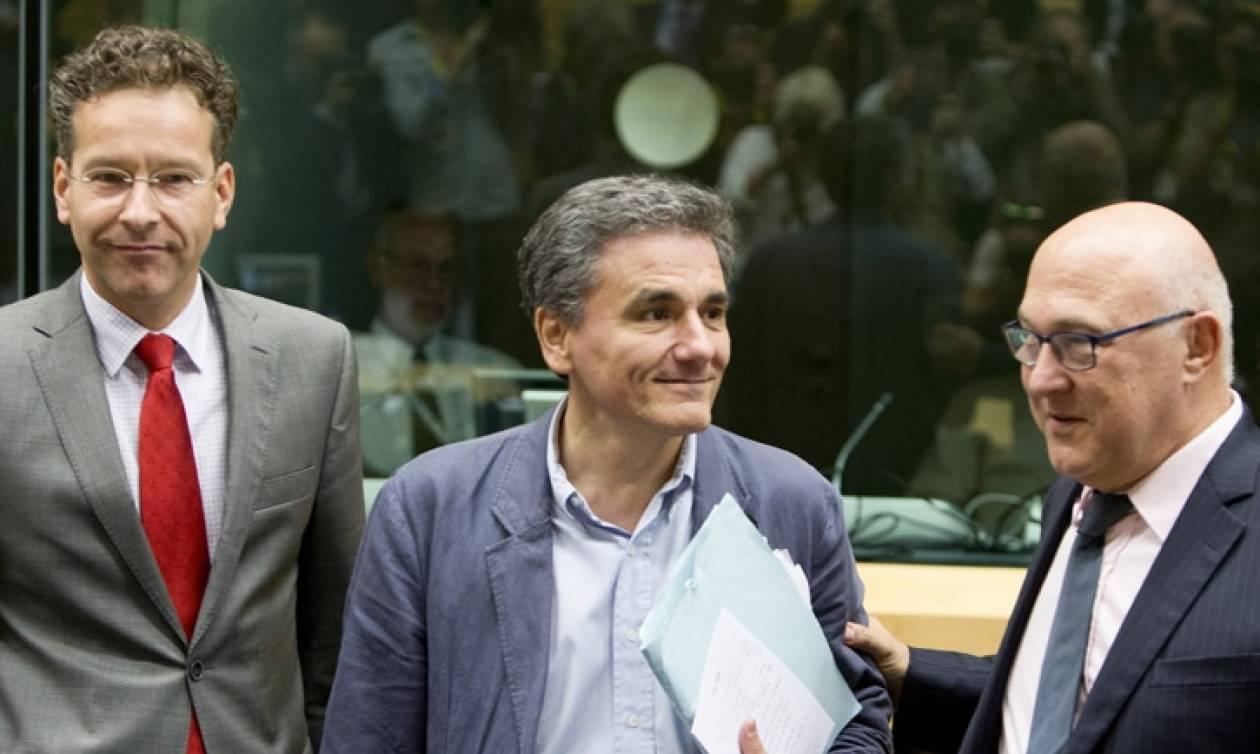 Eurogroup: Εγκρίθηκαν 10,3 δισ. ευρώ για την Ελλάδα σε δύο υποδόσεις
