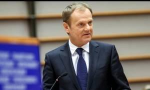 Ανακουφισμένος ο Τουσκ από την κατάληξη του Eurogroup