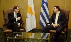 Συνάντηση Τσίπρα – Αναστασιάδη το πρωί της Τετάρτης