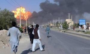 Αφγανιστάν: Ισχυρή έκρηξη από επίθεση αυτοκτονίας στην Καμπούλ