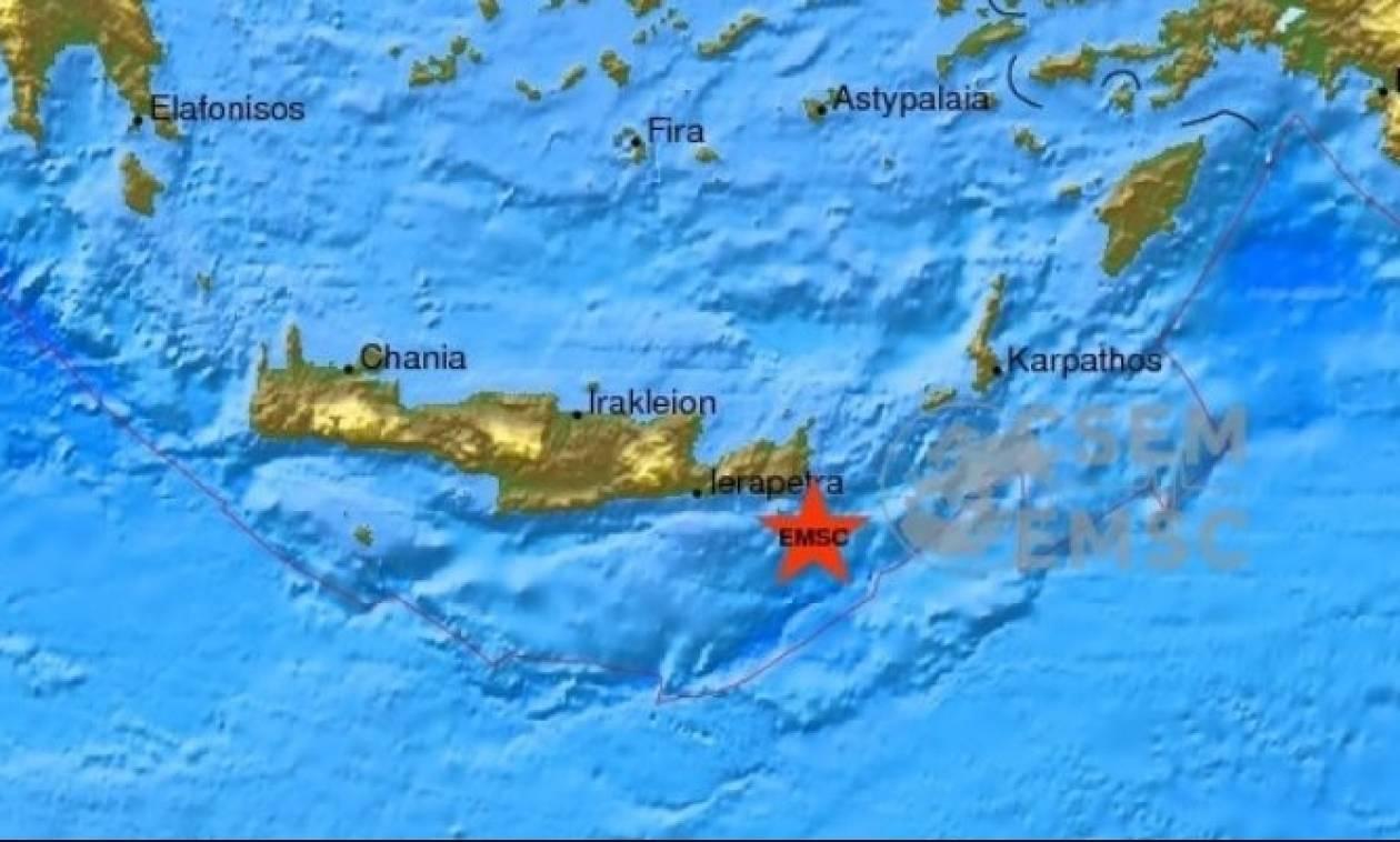 Σεισμός Κρήτη: Πανικός στα σχολεία από την ισχυρή σεισμική δόνηση