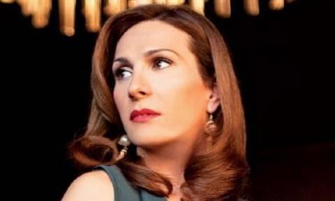 Μίνα Ορφανού: Από ηθοποιός… αγιογράφος