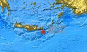 Σεισμός Κρήτη: Μέχρι τη Ρόδο κουνήθηκαν από τα Ρίχτερ