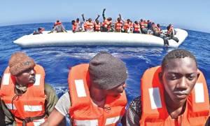 Nέο ναυάγιο με 590 μετανάστες στην Ιταλία (Vid)