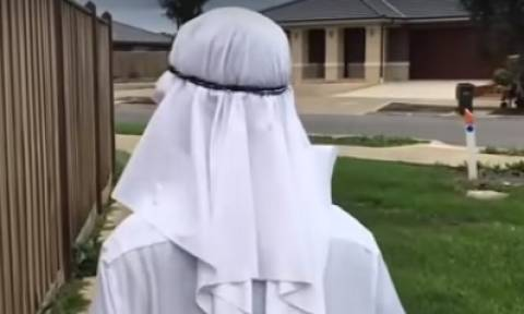 Ο Άραβας με τις βόμβες ξαναχτυπά και τον κάνουν... μαύρο (video)