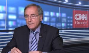 Ο Πάνος Σόμπολος αποκλειστικά στο CNN Greece: Τι λέει για τον «δράκο» του Αμαρουσίου