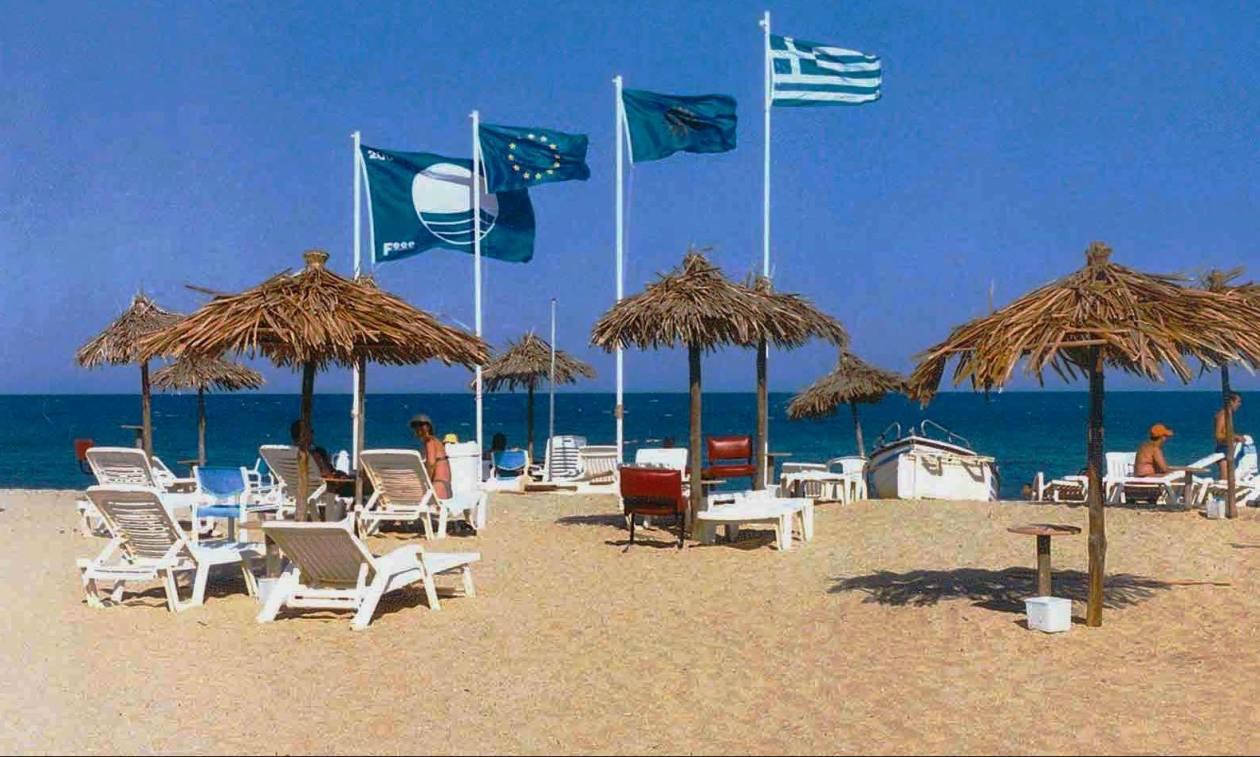 Δείτε τις καλύτερες παραλίες της Ελλάδας - Τρίτη παγκοσμίως σε «γαλάζιες σημαίες» η χώρα μας!