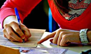 Πανελλήνιες 2016 - ΕΠΑΛ: Με ποια μαθήματα συνεχίζονται την Πέμπτη (26/5) οι εξετάσεις