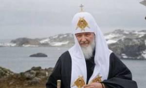 Συνάντηση του Ρώσου Πατριάρχη με εκπρόσωπο του Φαναρίου
