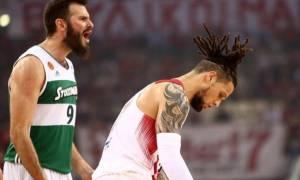 Ολυμπιακός - Παναθηναϊκός 77-72: «Κλοπή» στο ΟΑΚΑ, «κλοπή» και στο ΣΕΦ
