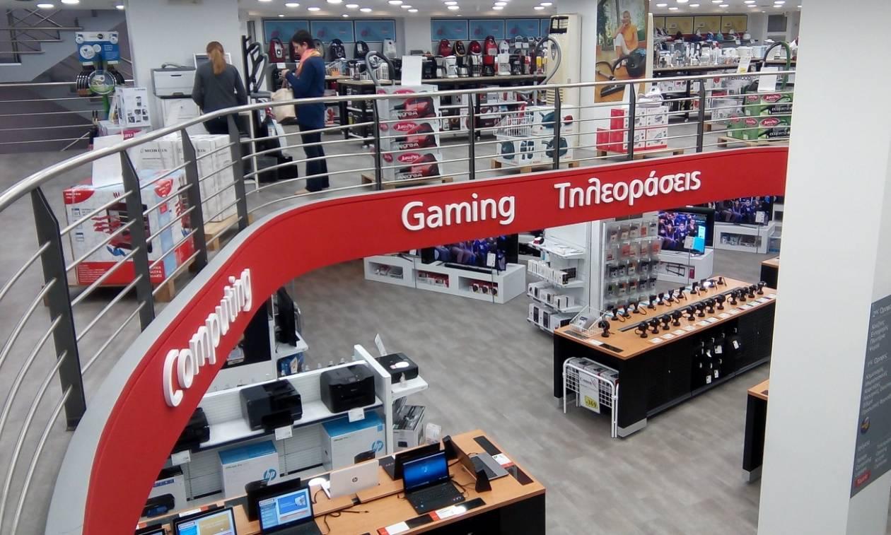 Πτώση 9,5% στις πωλήσεις προϊόντων τεχνολογίας