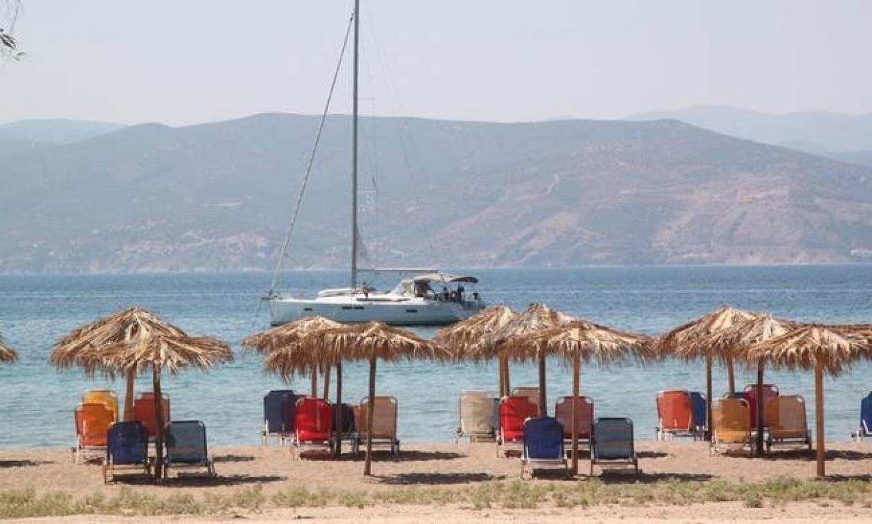 Καλοκαιρινός ο καιρός της Παρασκευής - Δείτε πόσο θα «σκαρφαλώσει» ο υδράργυρος (pics)