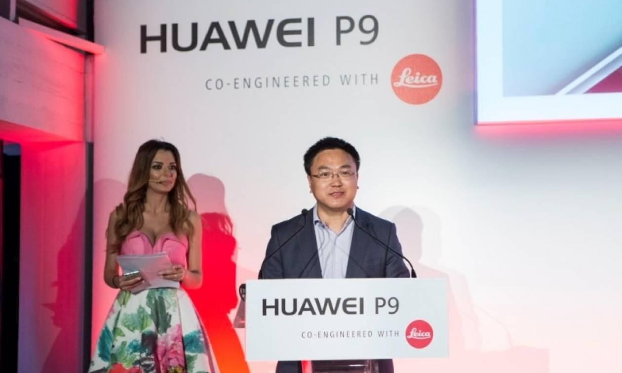 Εντυπωσιακή παρουσίαση για το νέο Huawei P9: Το πρώτο smartphone στον κόσμο με dual-lens Leica