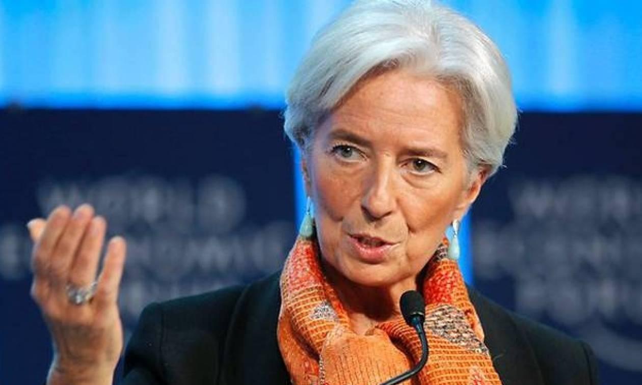 Νέα «βόμβα» από Λαγκάρντ: Η Ελλάδα έχει δουλειά να κάνει για να πάρει τη χρηματοδότηση