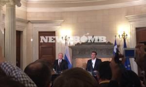 Αγρίεψε ο Πούτιν στην Ελλάδα: Έγκλημα πολέμου η κατάρριψη του αεροσκάφους μας από την Τουρκία