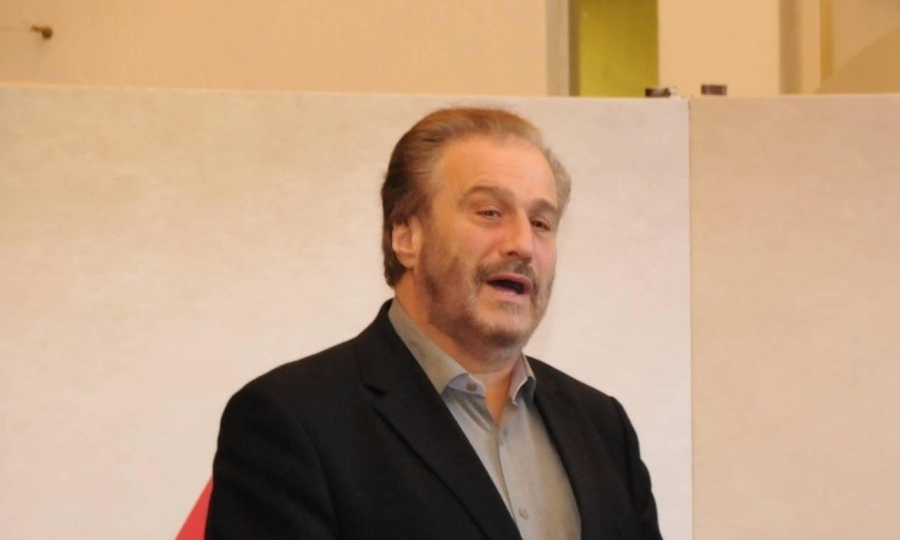 Δύσκολες ώρες για τον πρόεδρο των Βρακοφόρων Κρήτης Σ. Κιαγιαδάκη